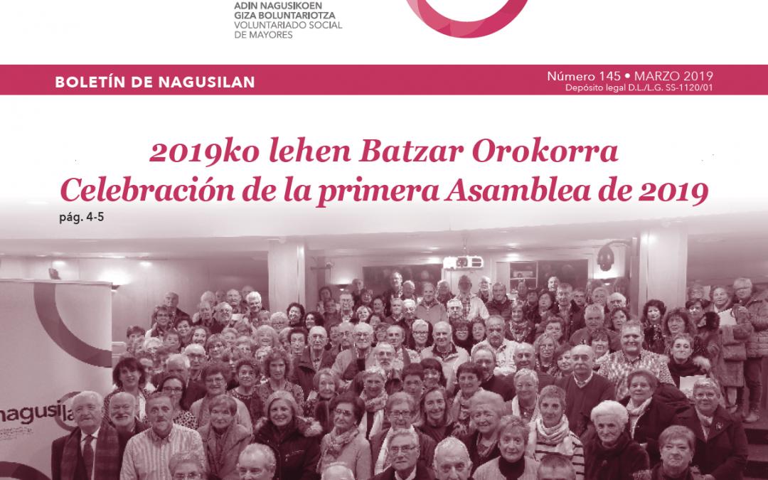 Nagusilan Revista Marzo 2018